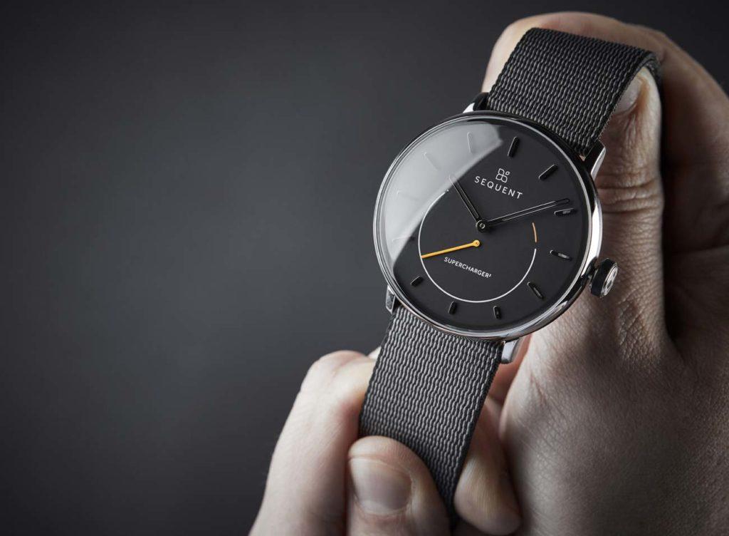 Sequent Watches – Hybrid Smart Watch id=