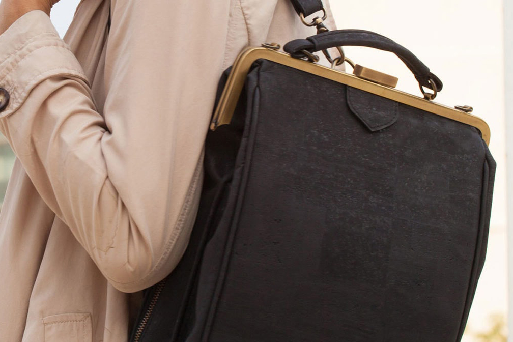 bobobark - everyday bag fused with Parisian chic and made from nature id=