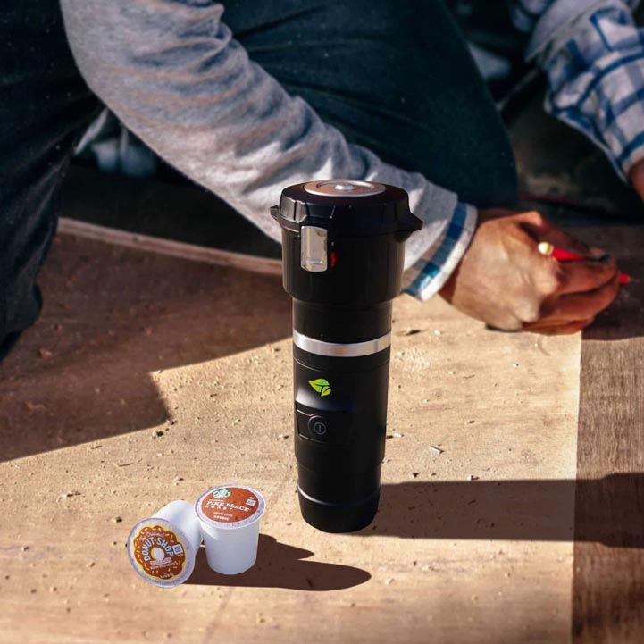 BrüMachen – All-in-one Portable Brewer