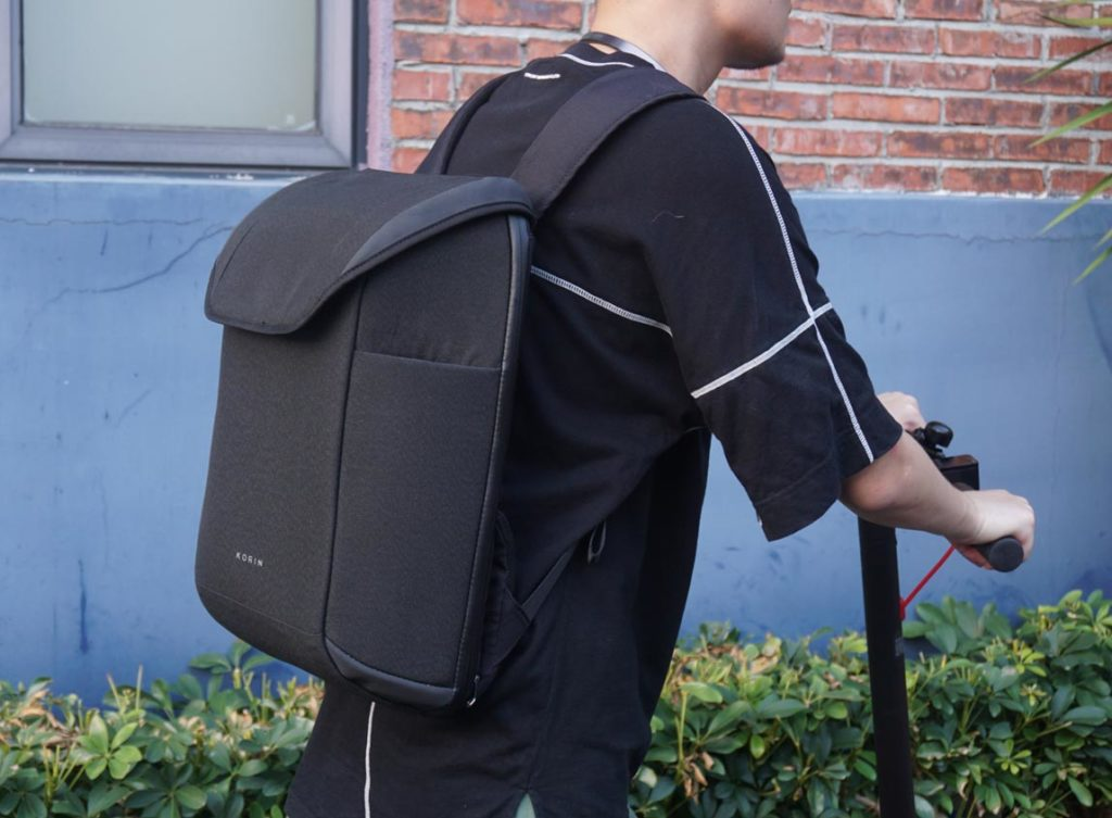 ClickPack X Minimalist Functional & Anti theft id=