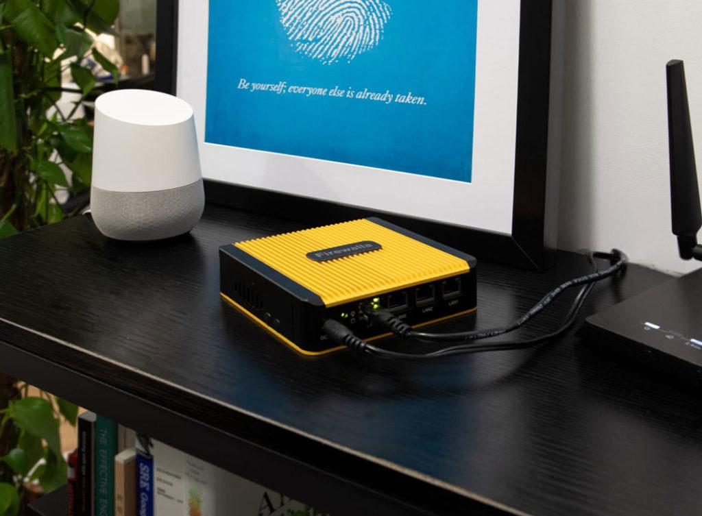 Firewalla Gold – Multi-Gigabit Cyber Security id=