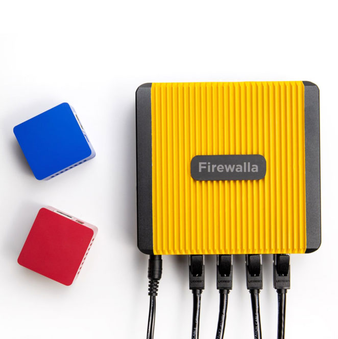 Firewalla Gold – Multi-Gigabit Cyber Security
