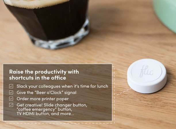Flic 2 – The Perfect Button for Controlling Everything id=