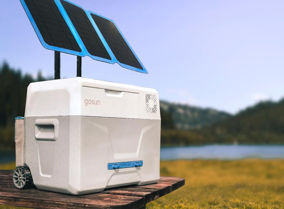 GoSun Chill – Solar Cooler That Doesn't Need Ice id=