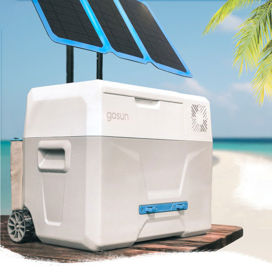 GoSun Chill – Solar Cooler That Doesn't Need Ice