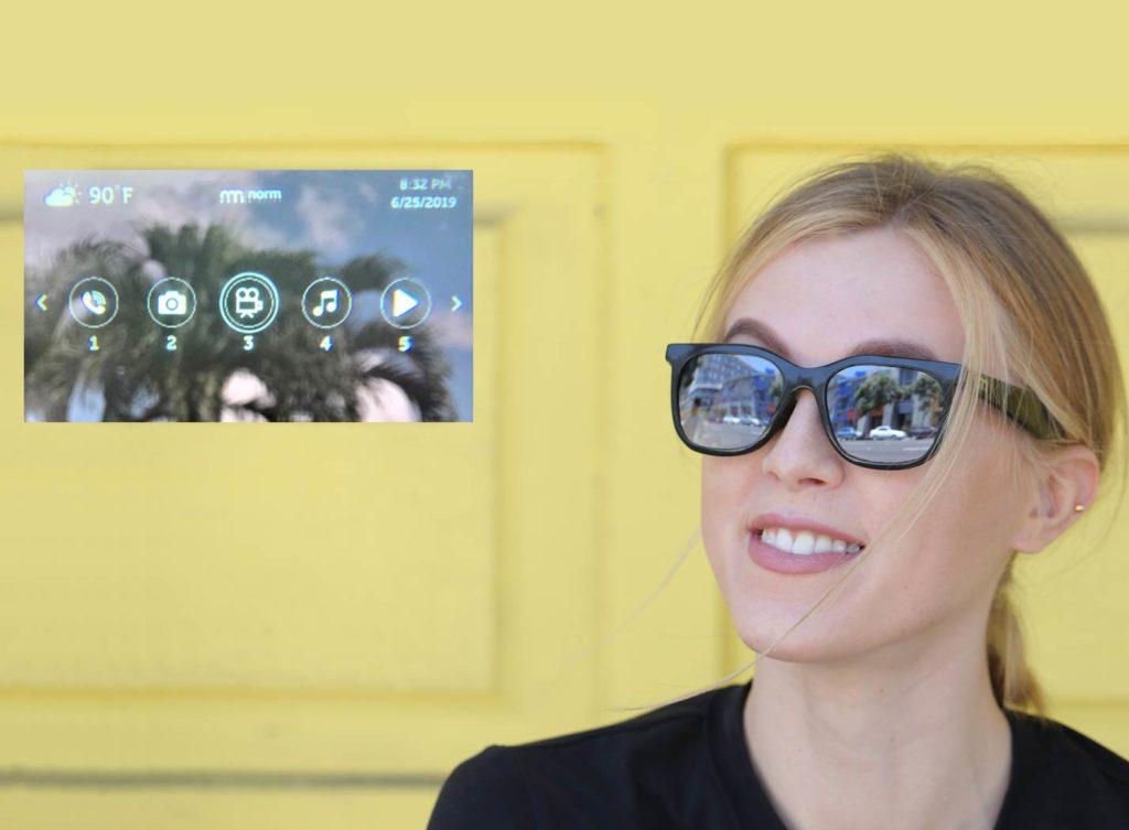Norm Glasses – AR Smart Glasses id=