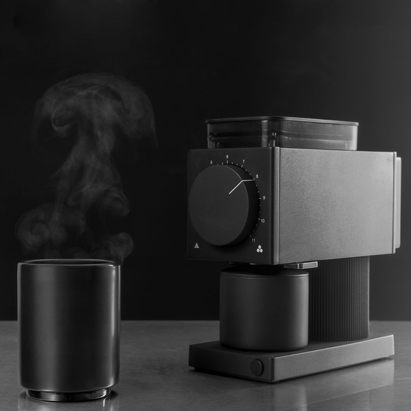 Ode Brew Grinder | Café Performance For Your Countertop