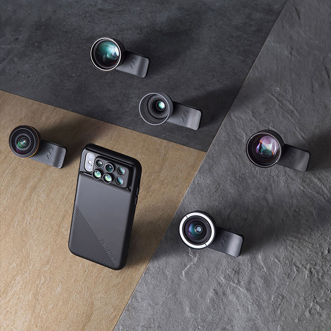 ShiftCam – Multi-Lens System for iPhone 11