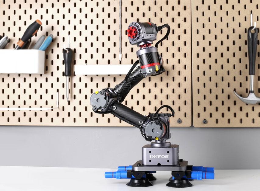 GLUON – Collaborative Robotic Arm id=