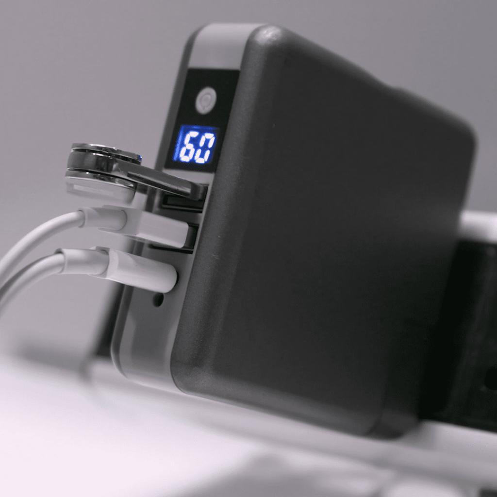 SuperCharger2.0 USB-C Hub