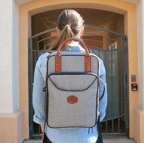 The Moose Anti-Theft Workstation Backpack