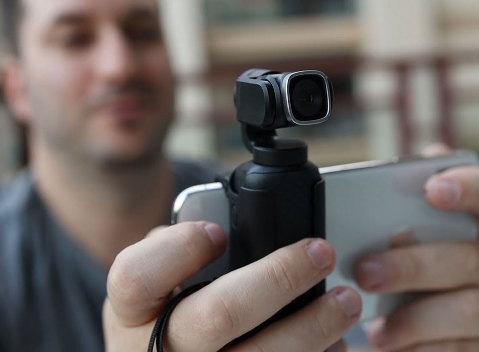Vmate – Palm-sized Gimbal Camera id=