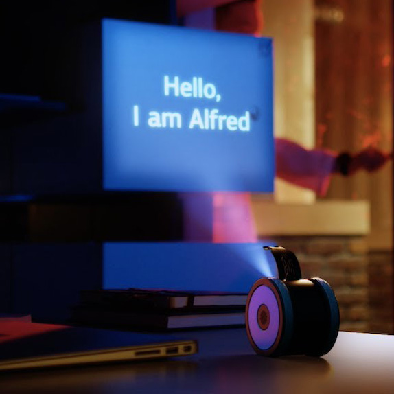 Alfred Personal A.I. Assistant
