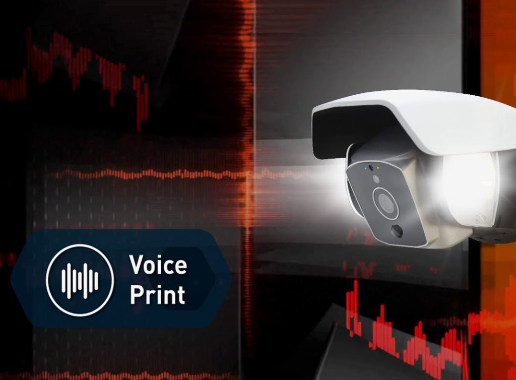 Athena – Biometric Security Camera id=