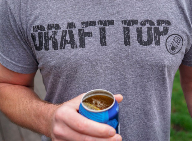 Draft Top – Beverage Can Opener id=
