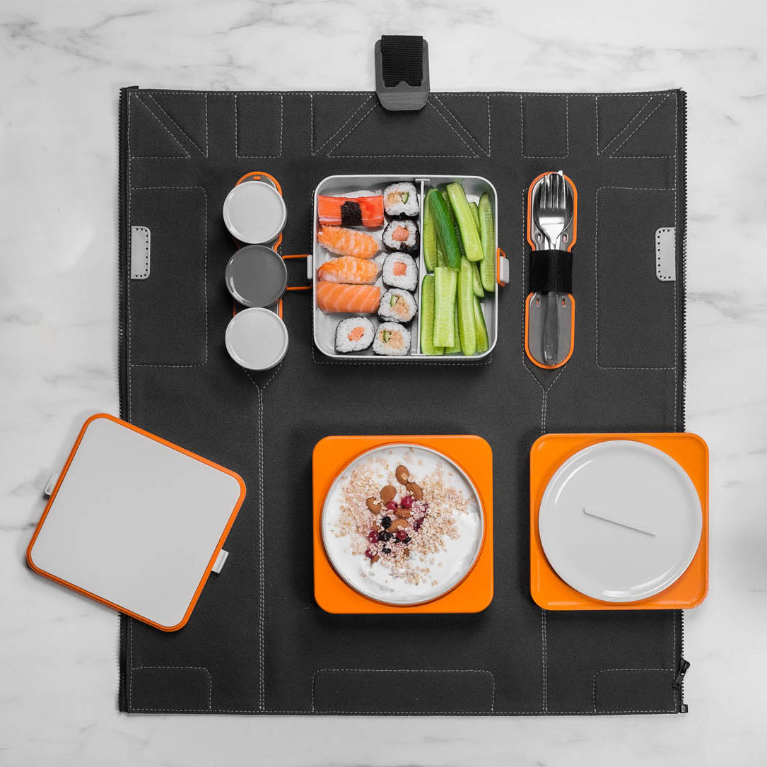 Foldeat – Portable Kitchen
