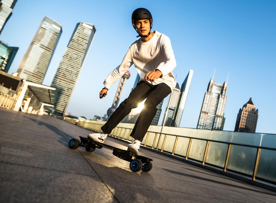 H20T – Electric Skateboard id=