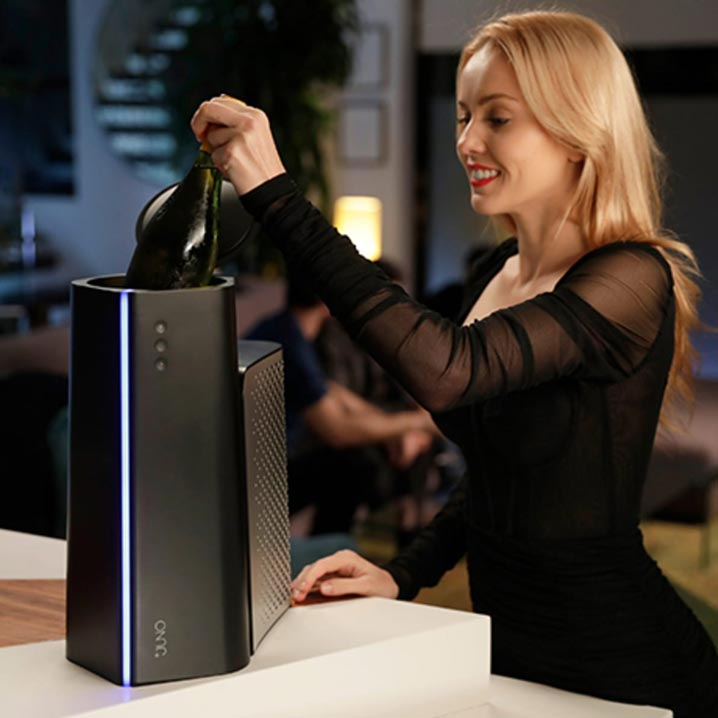 Juno – Fast Cooler for Drinks