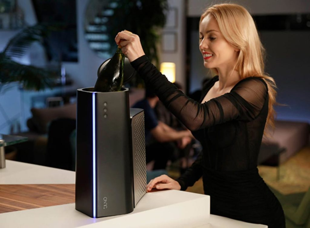 Juno – Fast Cooler for Drinks id=