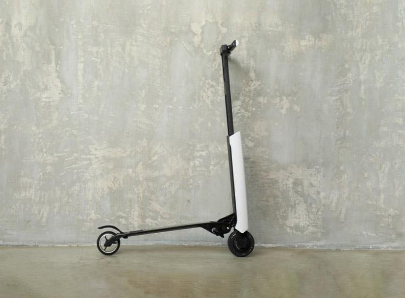 Mantour X Foldable Self Balancing E Scooter id=