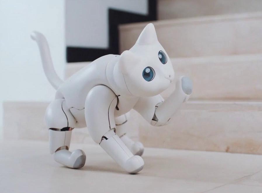 MarsCat – Bionic Cat Robot id=
