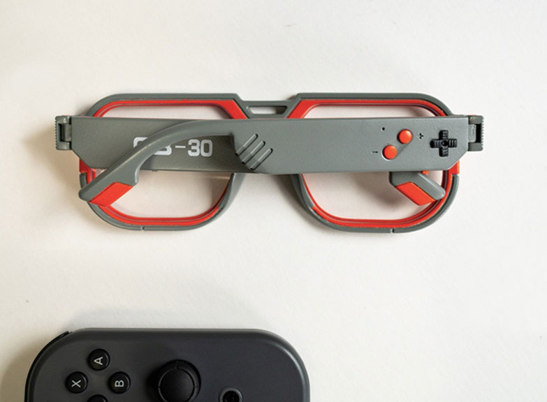 Mutrics – Gamer-style Audio Glasses id=