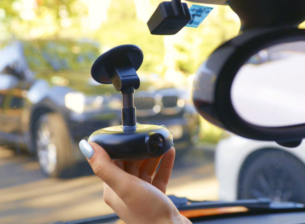 Vezo 360 Degree Smart Dash Cam id=