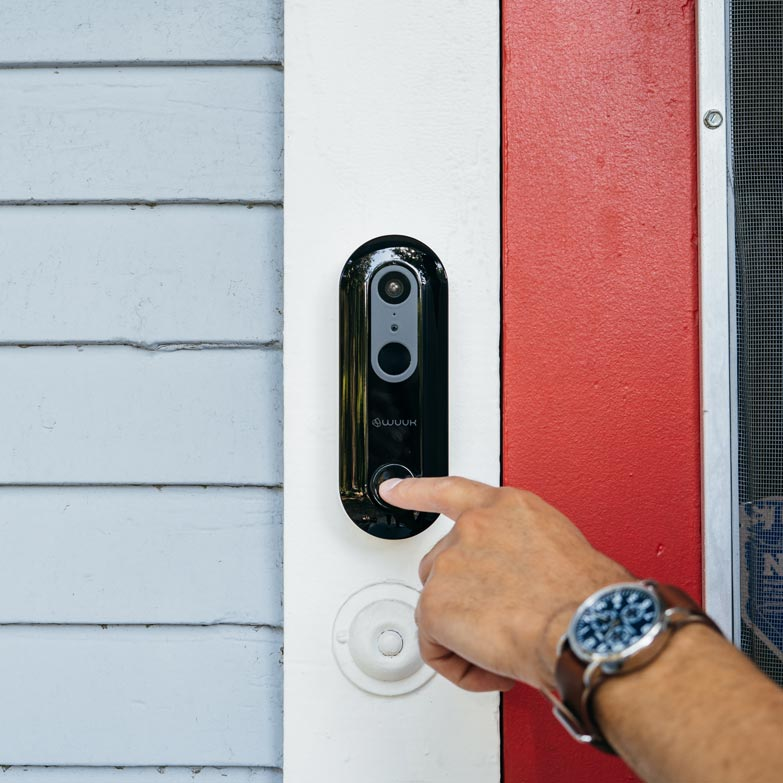 Wuuk – Advanced Smart Doorbell
