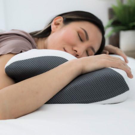 Carbon SnoreX – Anti-Snore Cooling Pillow