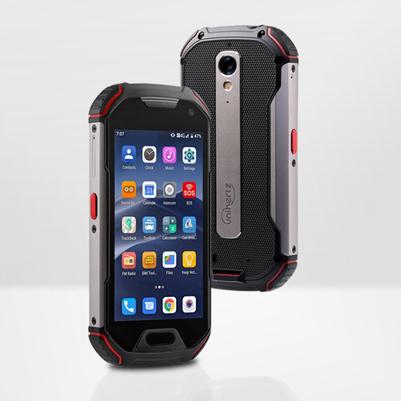Atom XL—Indestructible radio phone