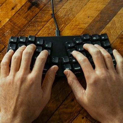 The Keyboardio Atreus