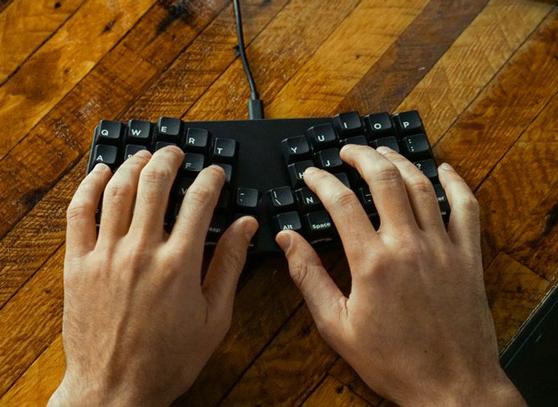 The Keyboardio Atreus id=