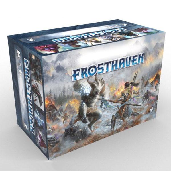 Frostheaven Kickstarter board game