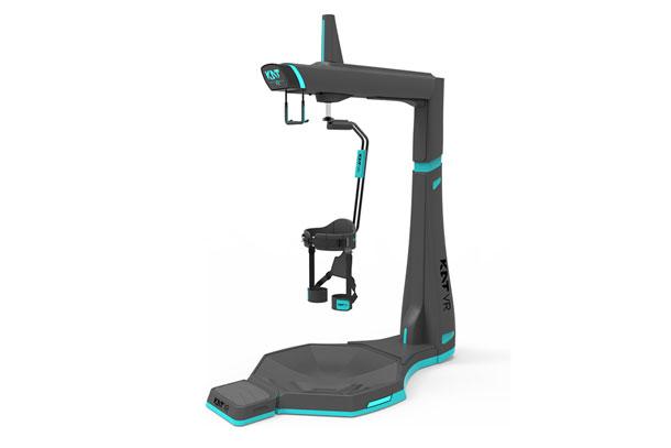 KAT Walk C – Personal VR Omni-Directional Treadmill id=