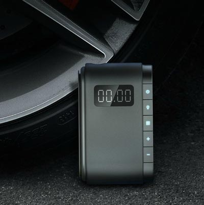 PUMPIT – A Cordless Auto Tire Inflator