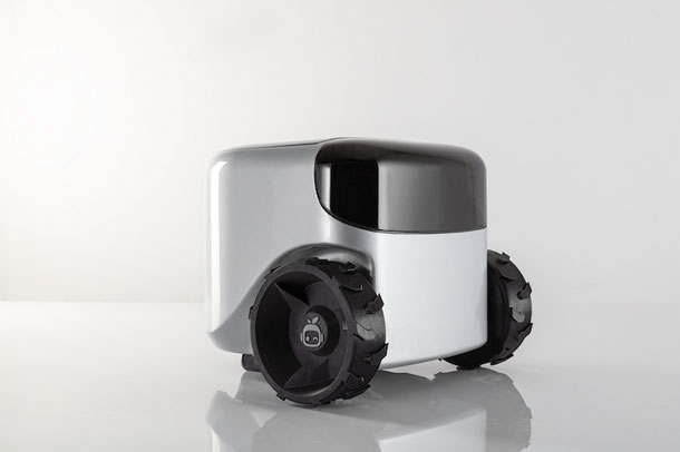 Toadi: Autonomous lawn robot powered by A.I. id=