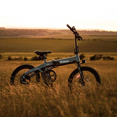 HIMO Z20 – The Ultra-Dynamic Dual Mode E-Bike
