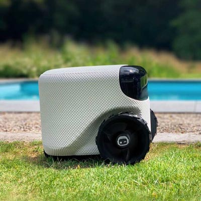 Toadi – AI powered Autonomous Lawn Robot