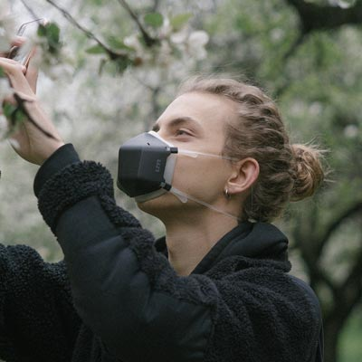 UVMask – Air Purification Face Mask