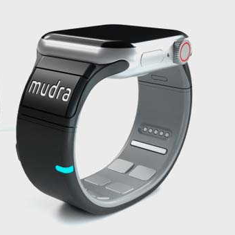Mudra Band TOUCH FREE CONTROL FOR APPLE WATCH