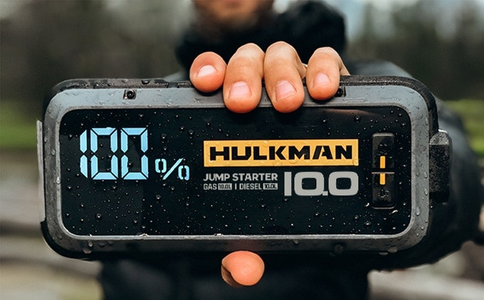 Sign Up And Get Special Offer At HULKMAN