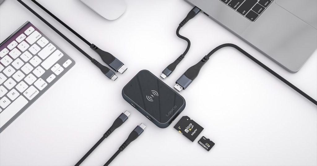 charging hub id=