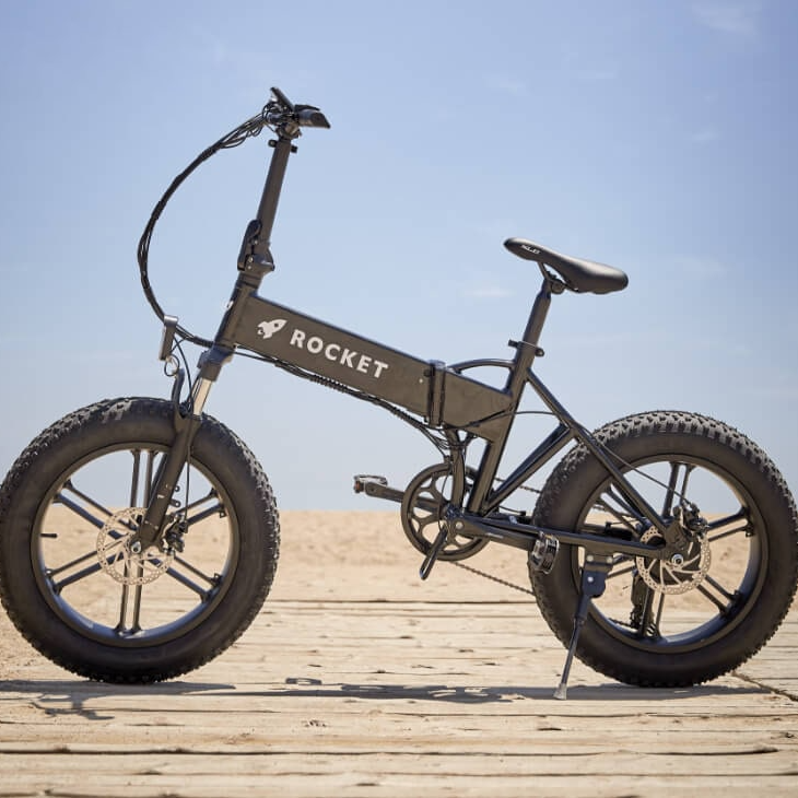 Rocket electric bike