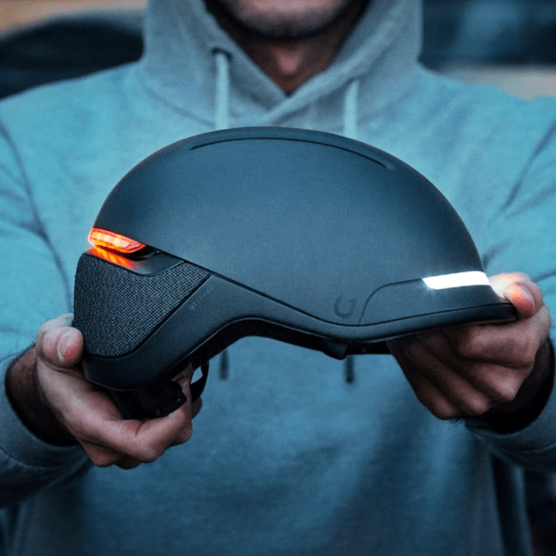 faro smart bike helmet