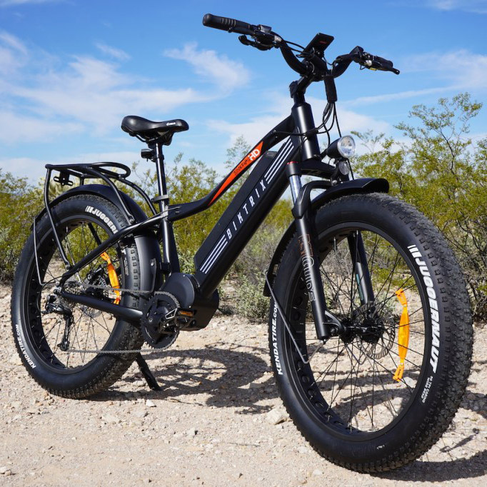 ultimate range e-bike