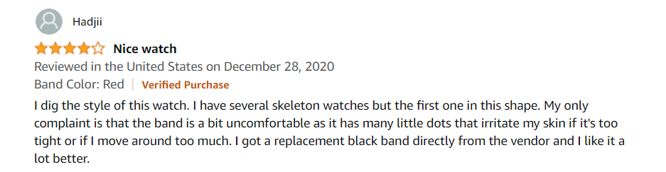 skeleton mechanical watc