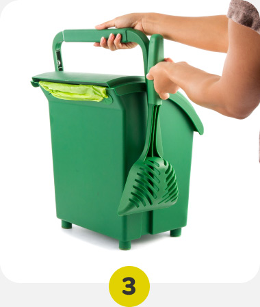 poopail dog poop removal