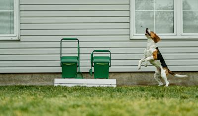 Poopail dog poop scooper
