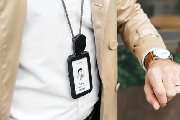ID card holder id=