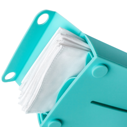 reusable tissue box